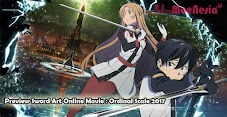 Preview Sword Art Online Movie : Ordinal Scale 2017