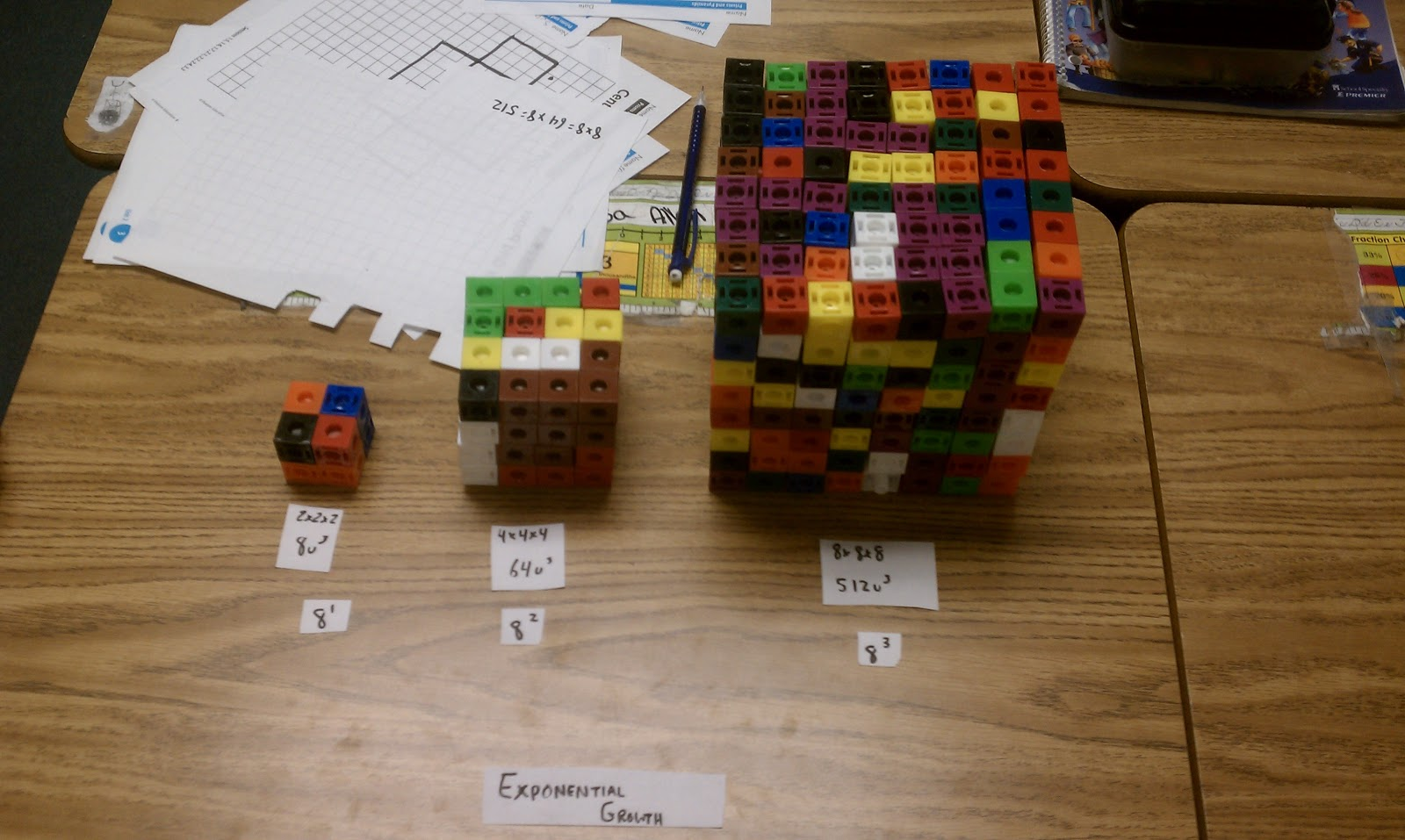 Bus L Teacher Resources 5th Grade Math Unit Area Perimeter Volume Of Prisms And Pyramids
