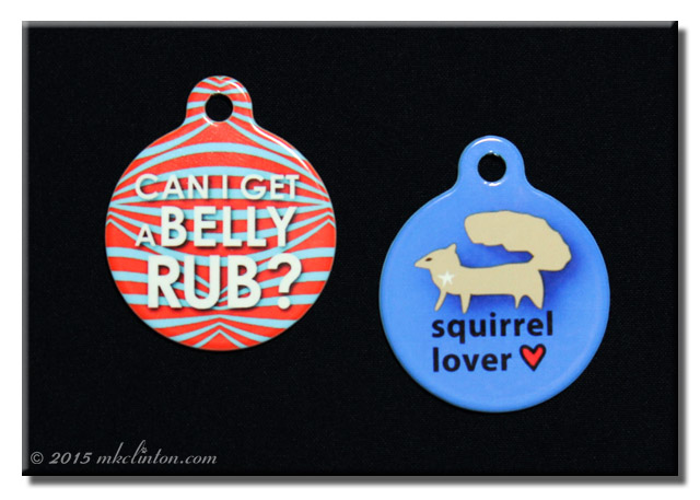 Dog Tag Art dog tags