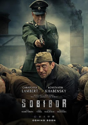 Sobibor 2018 DVD R2 PAL Spanish