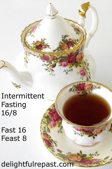 Intermittent Fasting 16/8 - It's Not Just About What You Eat, But When You Eat / www.delightfulrepast.com