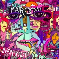 Álbum Overexposed do Maroon 5