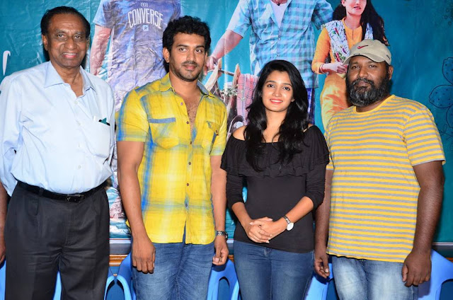 Sriramudinta Srikrishnudanta Movie Trailer Launch Stills