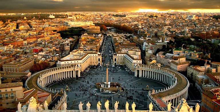 Holy Vatican city attraction