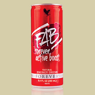 ФАБ Натурална енергийна напитка /FAB Forever Active Boost Natural Energy Drink/