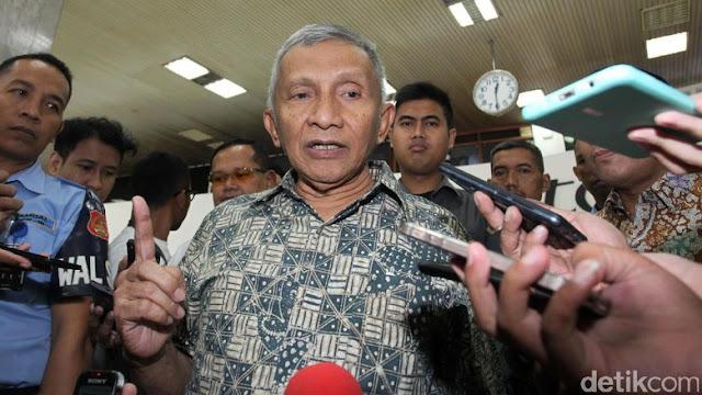 Amien Rais: HTI Dibubarkan, tapi PKI di Depan Mata Dibiarkan