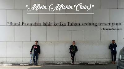 Generasi Micin (Miskin Cinta) Aktivis Jaman Now
