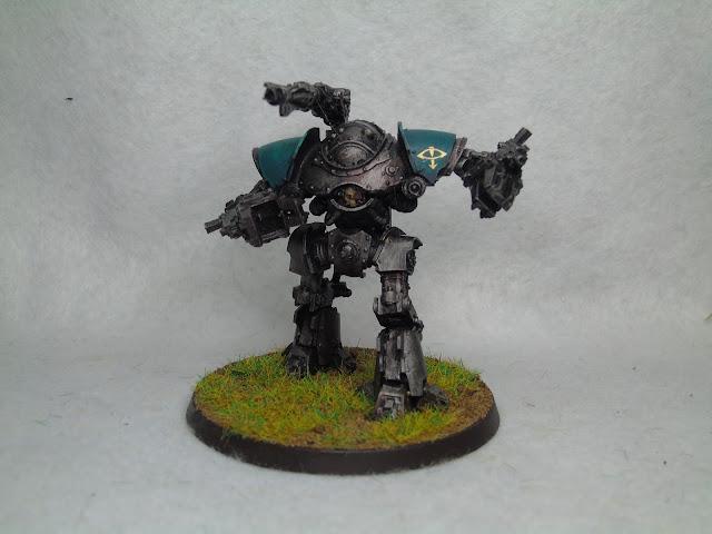 Sons of Horus 30k castellax cybernetica legion colours