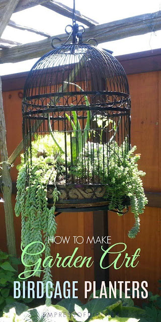15 Gambar Menarik Tanam Pokok Bunga Dalam Sarang Burung