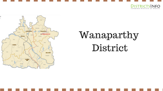 Wanaparthy  District New Revenue Divisions and Mandals