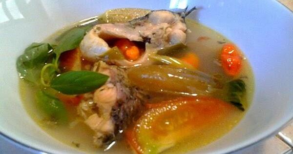 resep membuat sup ikan nila khas cianjur