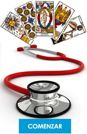 tarot de la salud tirada gratis