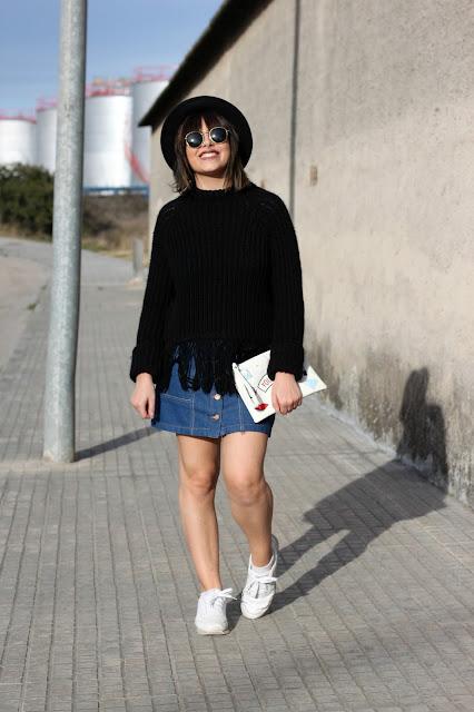 jersey-flecos-falda-tejana-deportivas