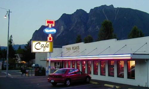 "Twede's Cafe makes another appearance in new ""Twin Peaks"" TV series."
