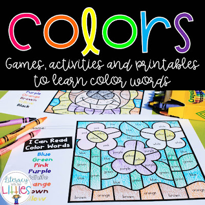 https://www.teacherspayteachers.com/Product/Colors-Games-activities-3557117