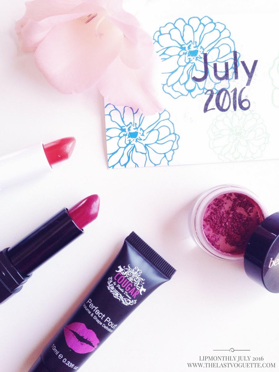LIPMONTHLY JULIO 2016