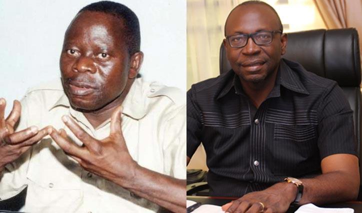 Oshiomhole: Pastor Ize-Iyamu expelled from UNIBEN after pouring acid on victim