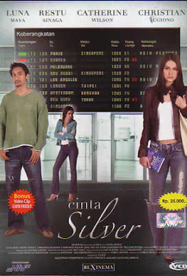 Download film Cinta Silver (2005) DVDRip Gratis