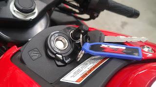 Suzuki Luncurkan GSX R150 Versi Non Keyless