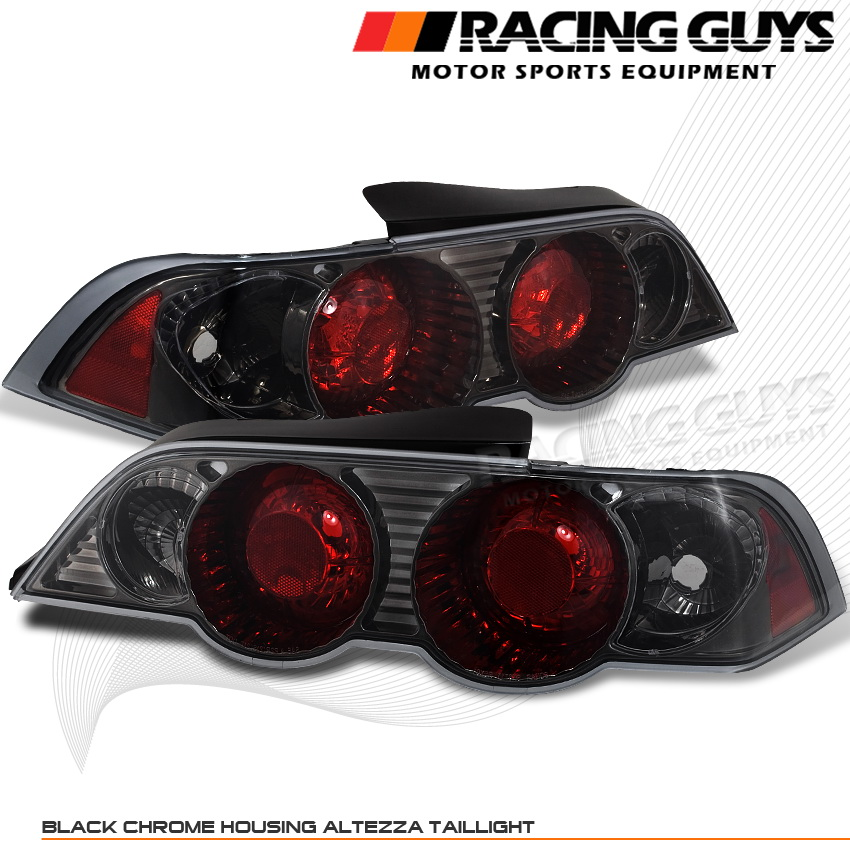 Top Tuned: 2002-2004 ACURA RSX DC5 Tail Lights