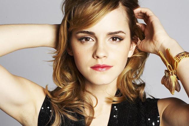 Emma Watson salah satu wanita paling cantik di dunia tahun 2015
