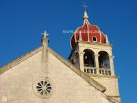 Župna crkva sv. Fabijan i Sebastijan, Donji Humac, otok Brač slike