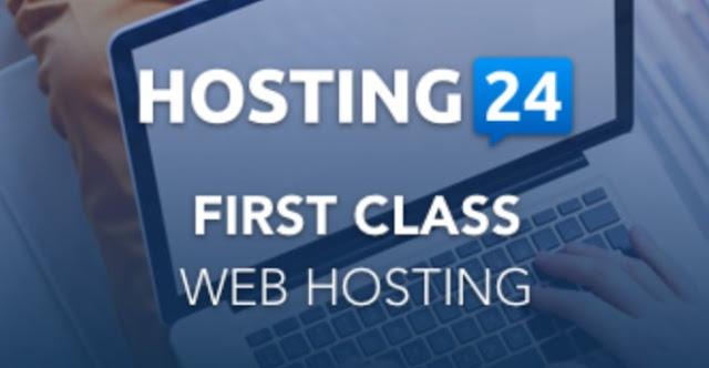 Hosting24.com Hosting Premium dengan Harga Terjangkau