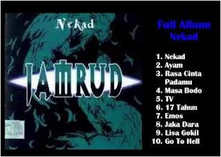 Download Lagu Jamrud Album Nekad Mp3 Full Rar