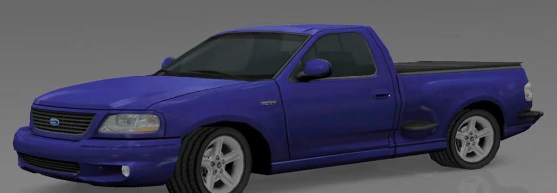 Ford SVT Lightning 2004