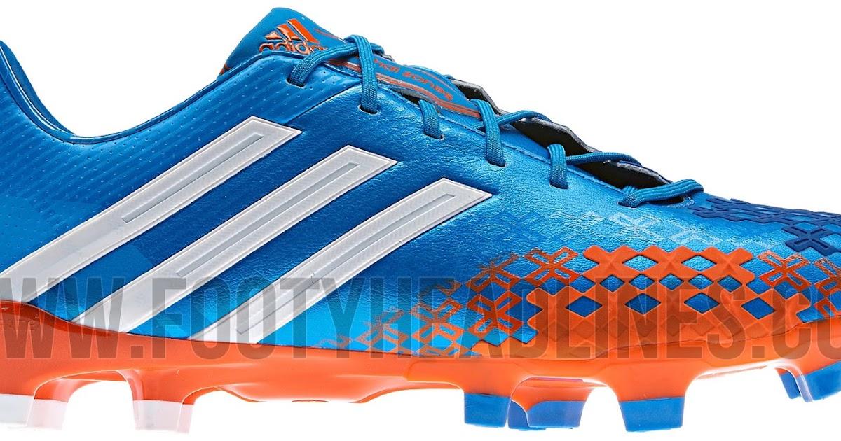 new arrival 197de 0ecb2 Adidas Predator LZ II Blue 13-14 Boot Colorway Released - Footy Headlines