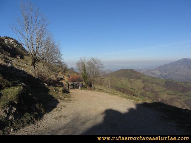 Ruta Linares, La Loral, Buey Muerto, Cuevallagar: De la Portilla Guamón a Linares
