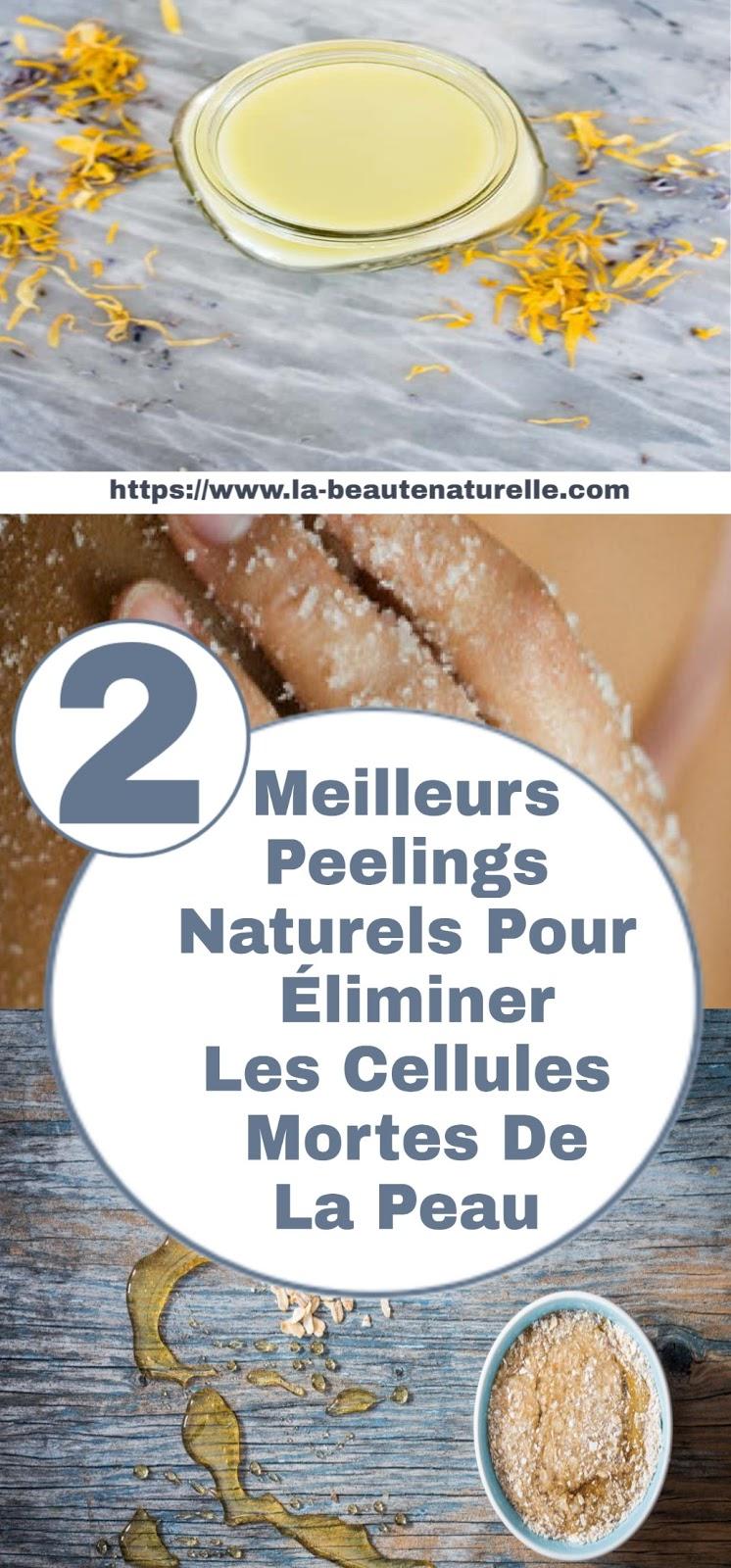 2 Meilleurs Peelings Naturels Pour Éliminer Les Cellules Mortes De La Peau