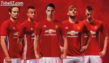 Daftar Skuad Manchester United