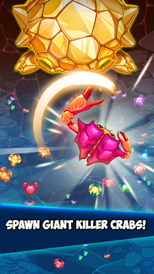 Download Crab War Mod Apk Infinite Gem 1.6.6 Terbaru