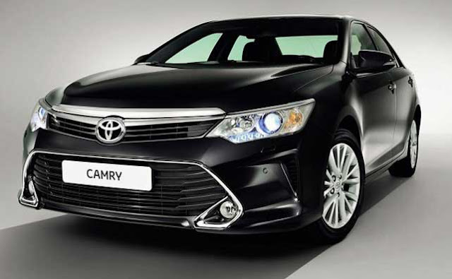 Foto Mobil Toyota Camry