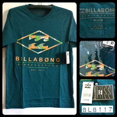 Kaos Distro Surfing Skate BILLABONG Premium Kode BLB117