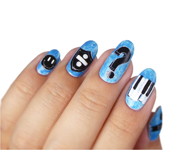Ed Sheeran Nails
