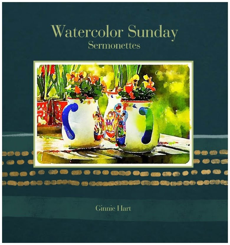 Watercolor Sunday Sermonettes