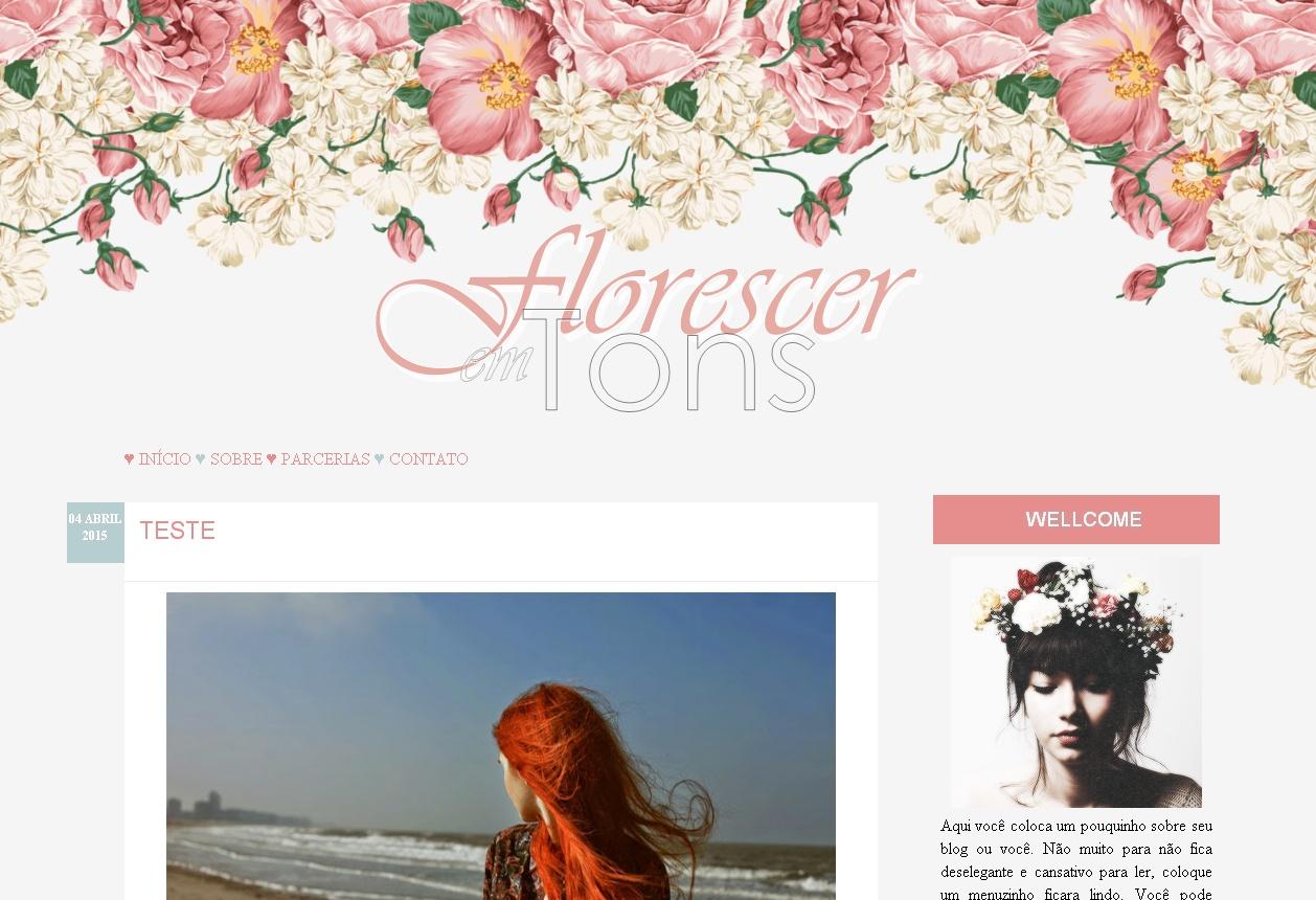 Muito Layout free para o seu blog | 1001 Julietas DR91