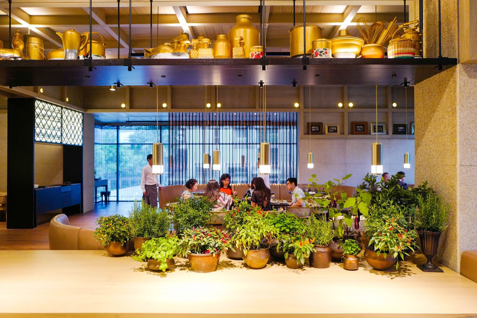 atas modern malaysian eatery, the ruma hotel & residences