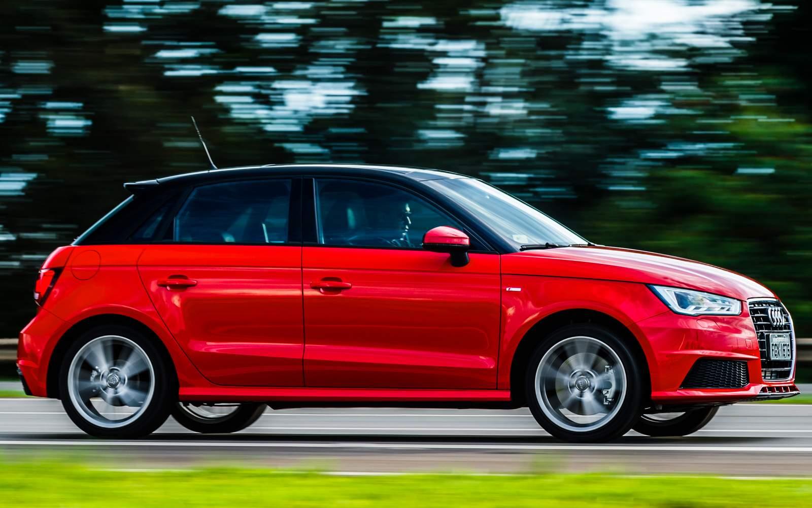 Nova geração do Audi A1 será fabricado no Brasil em 2018