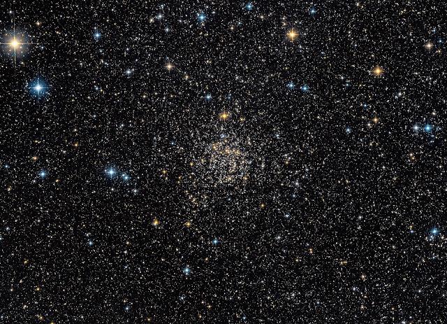 NGC 7789: Bông hồng của Caroline. Hình ảnh: Guillaume Seigneure.