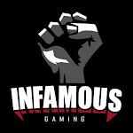 Infamous Gaming Logo