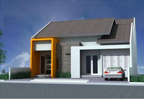 15 Desain Rumah Sederhana