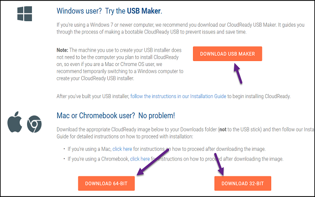 DOWNLOAD USB MAKER CHROME OS - Chromebooks vs  Windows