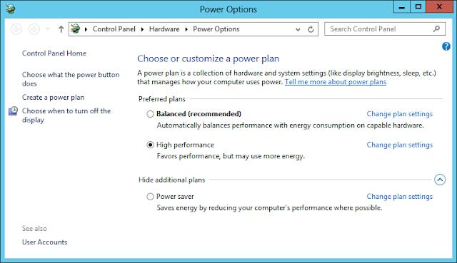 Increase Windows 8 Speed