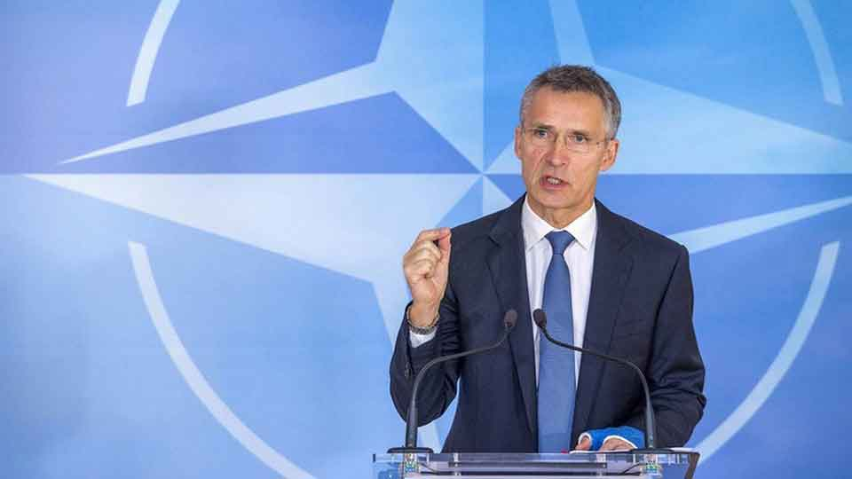 Stoltenberg: It's not up to Russia to decide about Macedonia's NATO accession