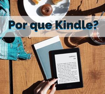 Por que um Kindle?