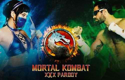 Mortal Kombat? Maaksyon! Hahaha