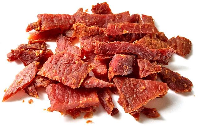 mango habanero pork jerky